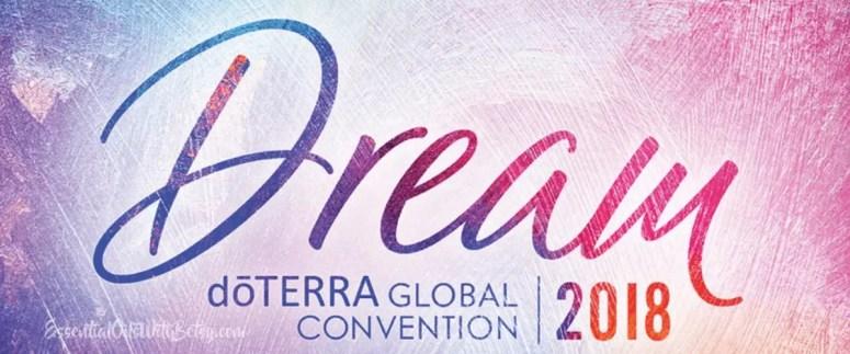 doTERRA Convention 2018 Dream