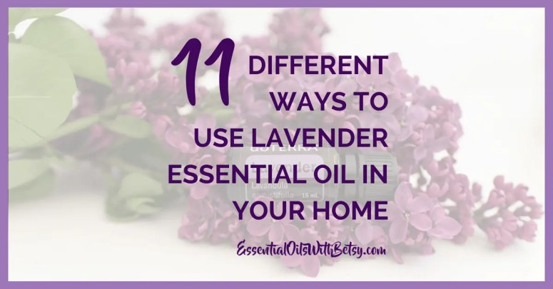 Use Lavender Oil 11 Different Ways I love how multi-purpose Lavender is.  It is an oil I reach for allll the time.  And I order it nearly every month.  I use Lavender oil for EVERYTHING.  from sleep,  calming,  seasonal discomfort,  anxious feelings,  small stings or minor burns.  And just because the smell is so amazing.  If you didn't already know,  Lavender oil is my FAVORITE essential oil out of them ALL.  Here is how you can easily use Lavender oil 11 different ways.