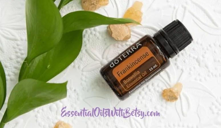 doTERRA Frankincense Essential Oil