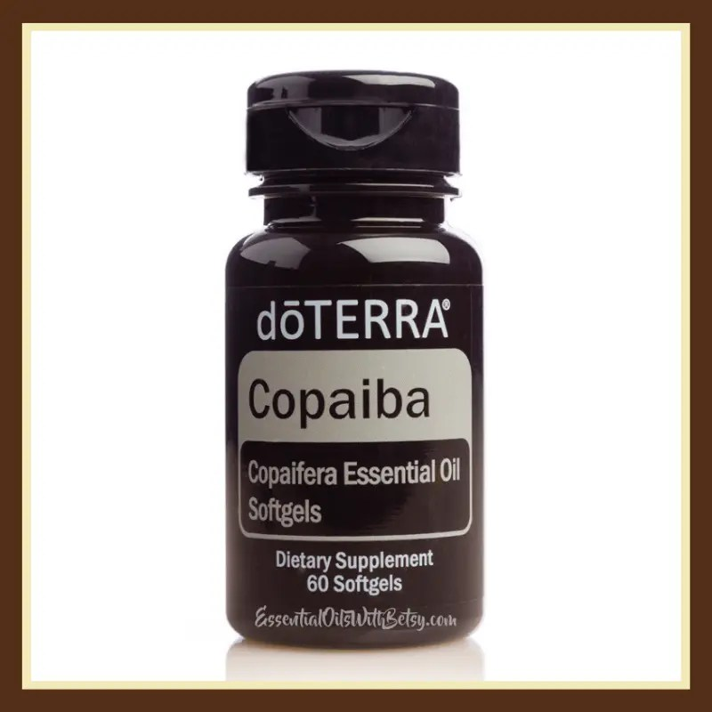 A Copaiba capsule is thesafe, easy way for you to use Copaiba internally.
