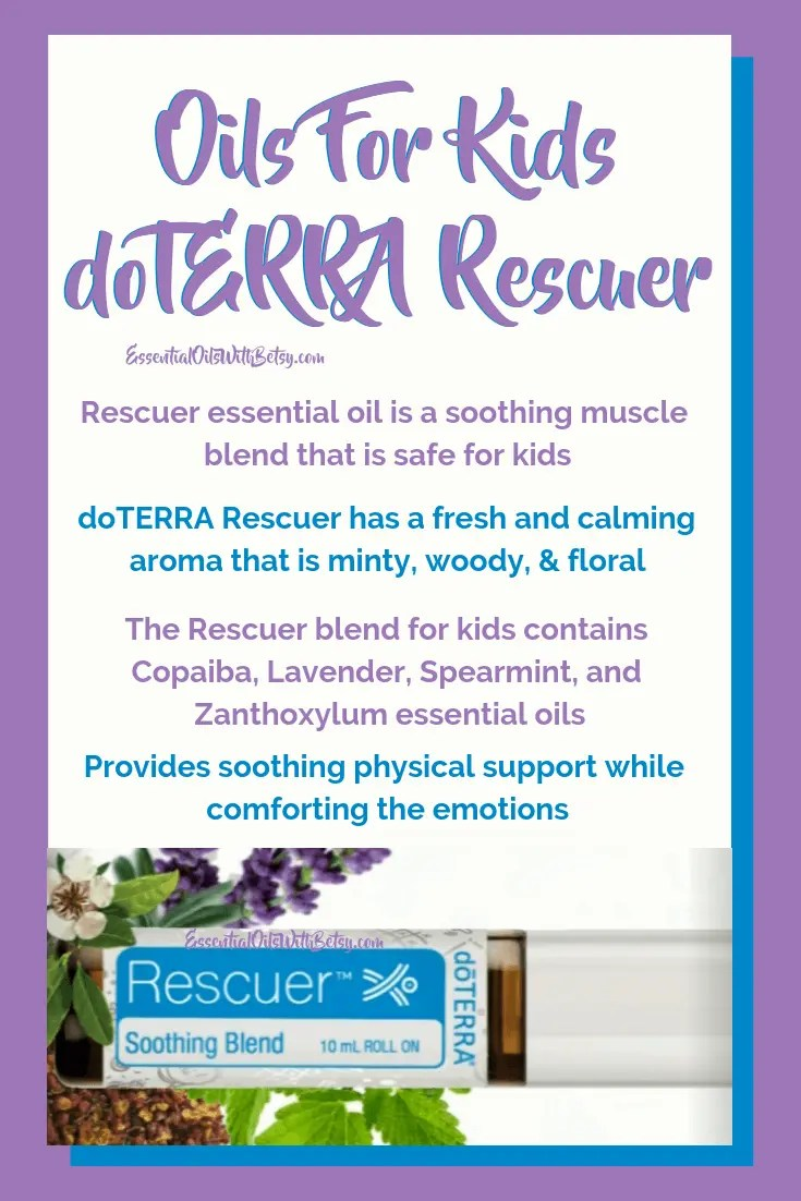 Soothing essential oil blend for kids. It helps children soothe their active bodies naturally.  Ease tense feelings & muscle discomfort.