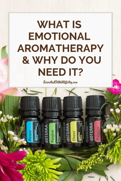 From moment to moment, your emotions are changing. With emotional aromatherapy, you use essential oils to promote healthy emotions, balance, and happiness. Get doTERRA aromatherapy oils for emotional health, emotional wellness, calm emotional children, and get back emotional control! Natural aromatherapy blends by doTERRA: Cheer, Passion, Console, Forgive, Motivate, Peace, and Lumo diffuser are good essential oils for beginners.