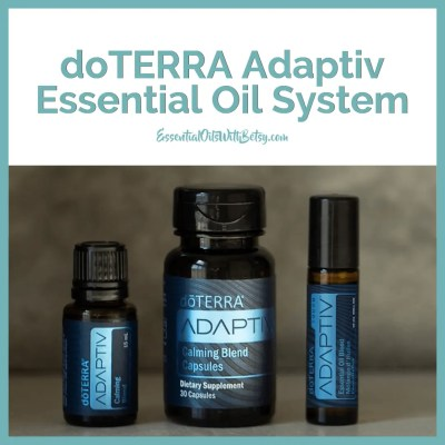 doTERRA Adaptiv Essential Oil Blend