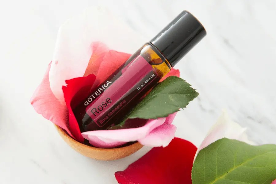 doTERRA Rose Essential Oil USES & BENEFITS