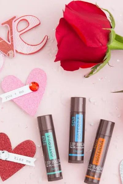 doTERRA Valentines - Ready To Go!