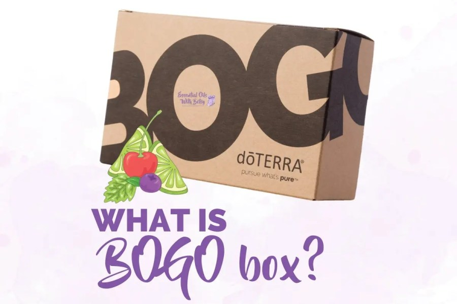 What is doTERRA Bogo box July 2020