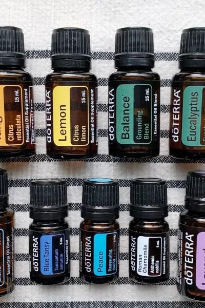 doterra bogo box march 2021 essential oils