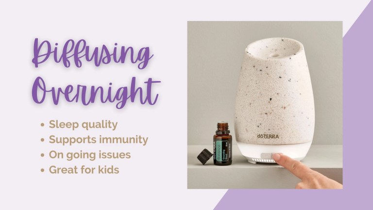 Easiest Way To Diffuse - Overnight