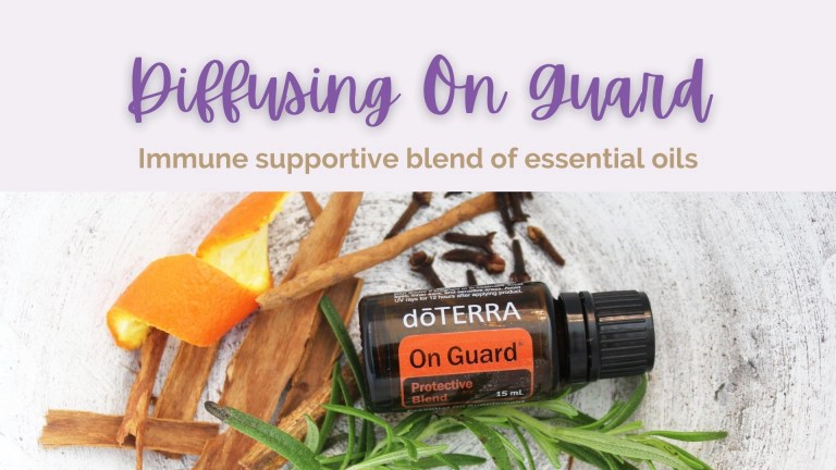What Is On Guard Essential Oil Blend?