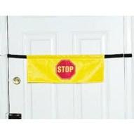 Alarm Door Banner System