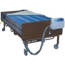 Bariatric Alternating Pressure Mattress APM MedAire 48″x80″x10″