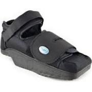 Black Heel Wedge Shoe, Small, Unisex, EACH