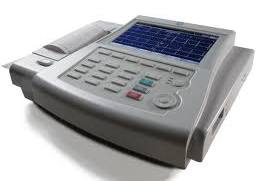 Portable ECG System MAC 800 With LCD Display