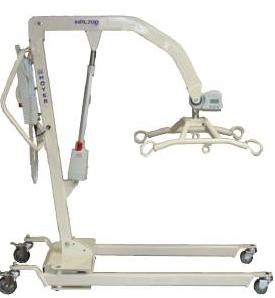 Patient Lift Hoyer, 700 Lbs Electric Bariatric, 6 Point
