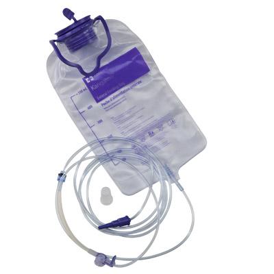 Enteral Feeding Pump Set With 1000mL Kangaroo EPump, CASE OF 30