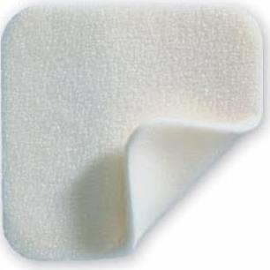 Mepilex 4″x4″ Square Foam Dressing, BOX OF 5