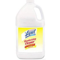 Professional Lysol Brand Disinfectant Deodorizing Cleaner, 64 Oz