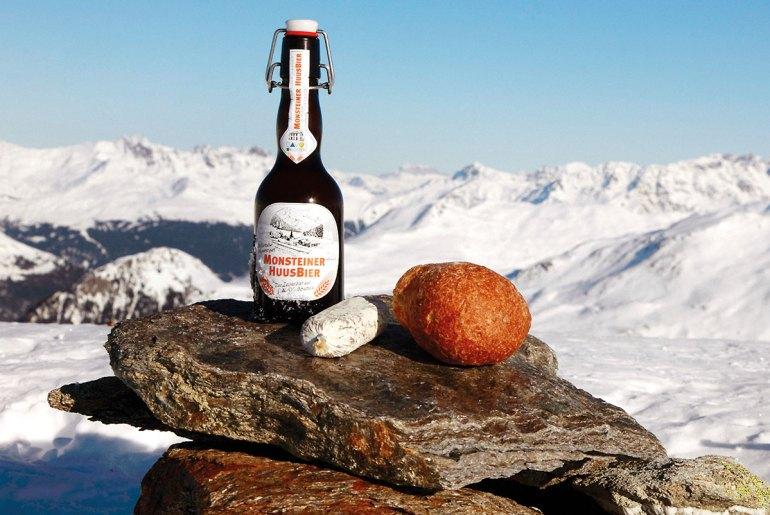 BierVision-Monstein Brewery, Switzerland