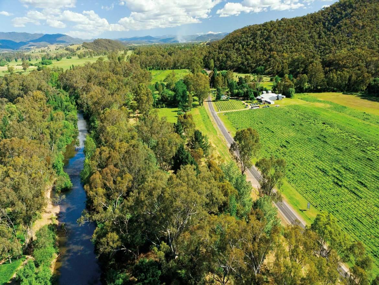 Trevor Knagg's former King River Estate Winery was established as Biodynamic