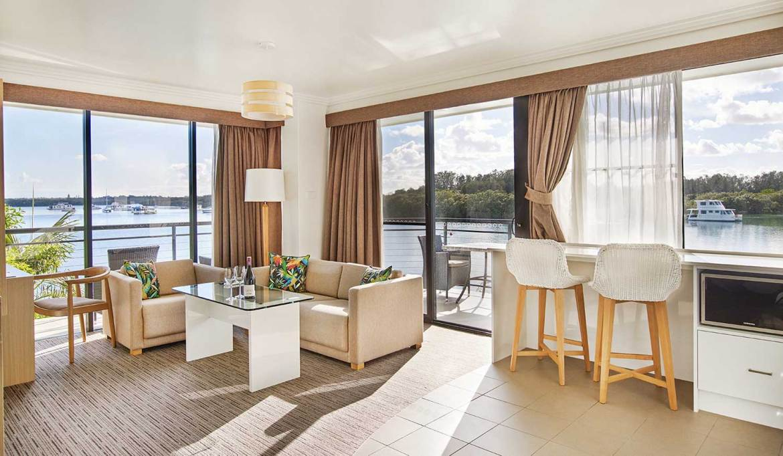 Sails Resort Executive Suite