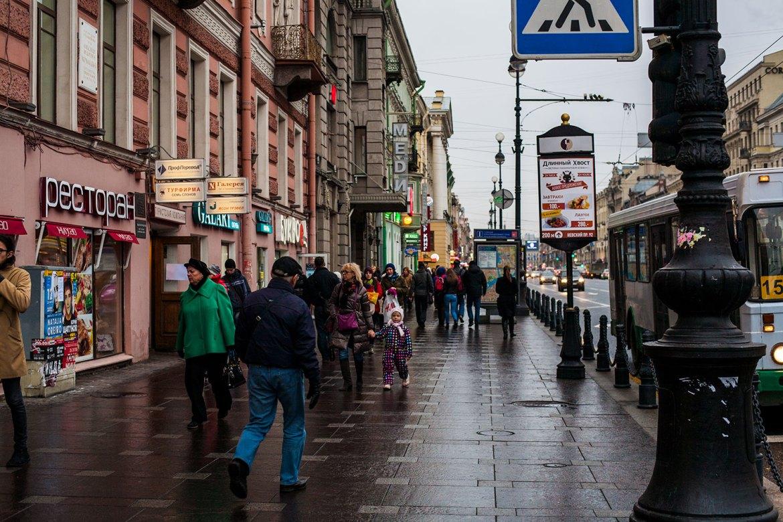 Nevsky Prospekt, Saint Petersburg
