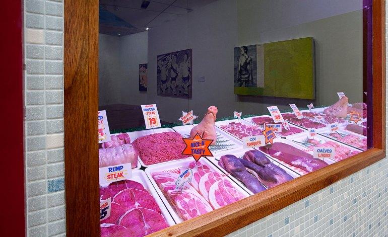 Ivan Durrant, Butcher Shop, 1977–78