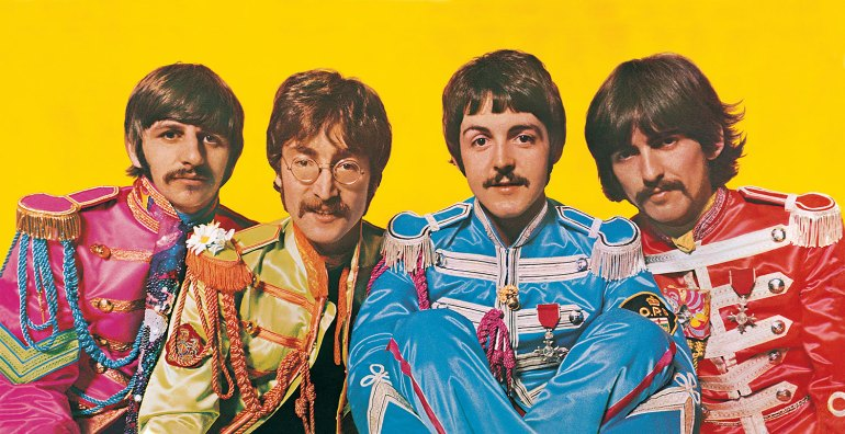 Sgt Pepper's Lonely Hearts Club Band – The Immersive Experience Thursday 19 December 2019 – Thursday 9 January 2020 © Apple Corps Ltd
