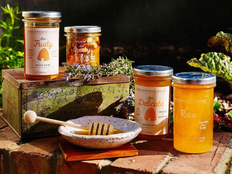Beechworth Honey Australian varietal honeys