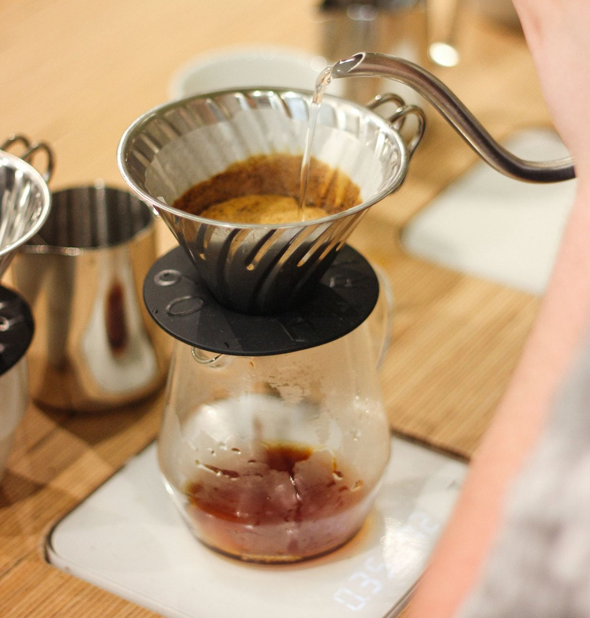 Coffee Masterclass with ONA Coffee