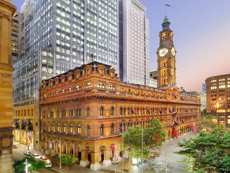 Fullerton Hotel Sydney,