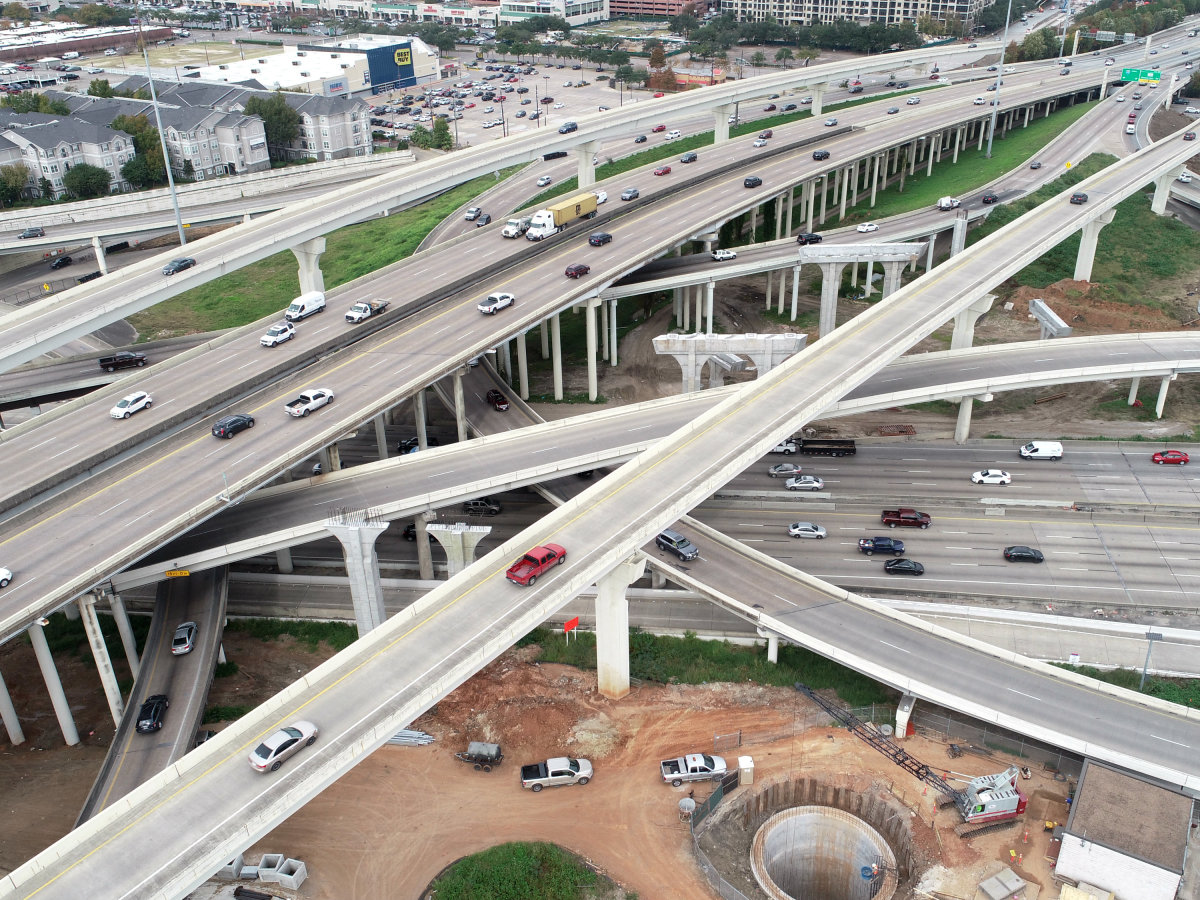 Prepare for another weekend construction shutdown in West Loop-Southwest Freeway project