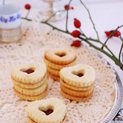 Biscotti Linzer