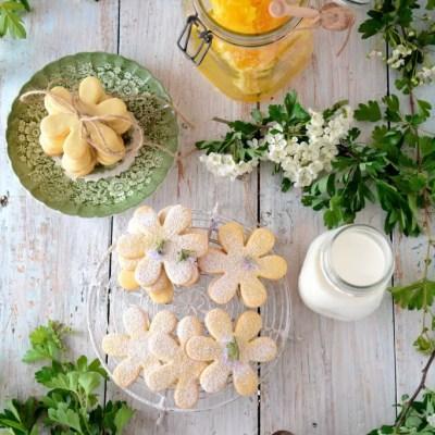 Biscotti di riso con miele (senza glutine e senza latticini)