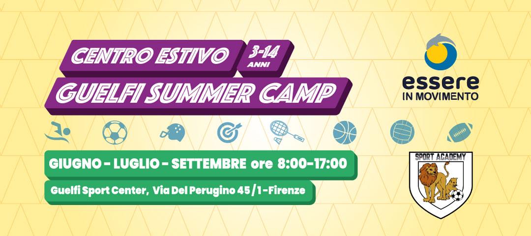 Guelfi Summer Camp 2021