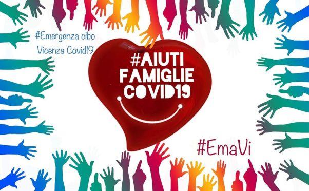 Aiutiamo le famiglie nell'emergenza Covid-19