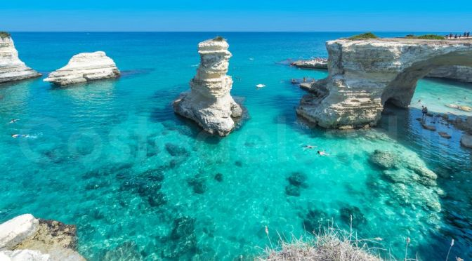 Terme naturali della Toscana e  il Salento