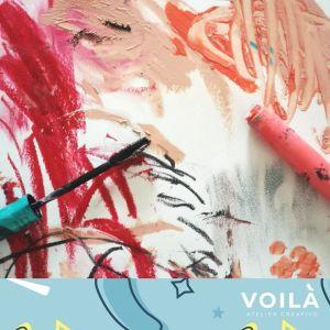 Atelier impertinente: materia e colore