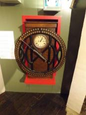 Epping Forest District Museum - 'clocking in' equipment