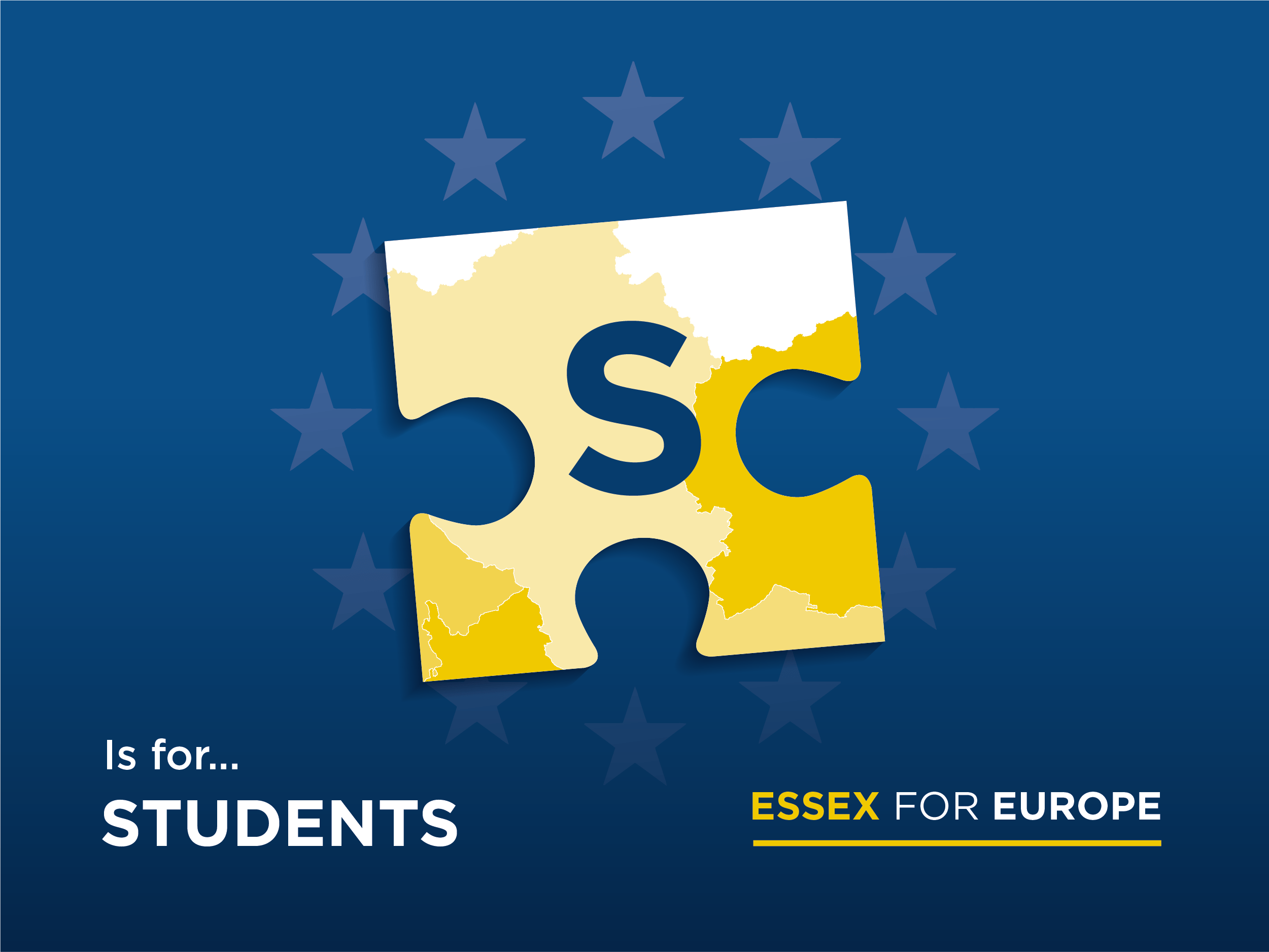 Essex for Europe - what does brexit mean for students