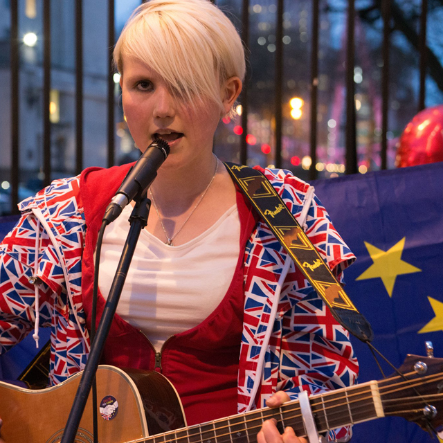 Madeleina Kay - EU Supergirl - Essex For Europe