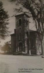 Essex Community Church in Essex, NY