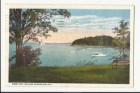 Essex Bay, on Lake Champlain, NY