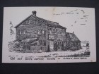 The Old Dock Coffee House in Essex, New York (postcard)