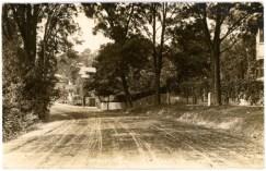 Street View, Essex, NY (Vintage postcard, unsent c. 1915)