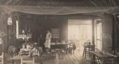 "Vintage Postcard of ""The Old Dock Tavern, Essex, NY"""