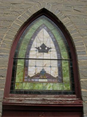 Old Stone Church, 1993 (Courtesy Todd Goff)
