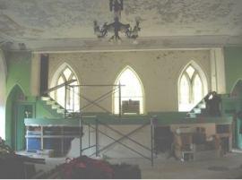 Old Stone Church, 2005 (Courtesy Todd Goff)
