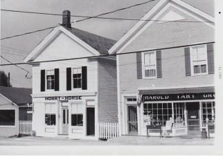 Hobby Horse and Harold Tart Grocery
