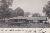The Crater Club, Essex-on-Lake-Champlain (Published by W.H. Cruikshank)