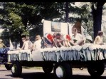 Essex Memorial Day Parade 1971: 4-H Float (Credit: Harry and Judy Koenig)